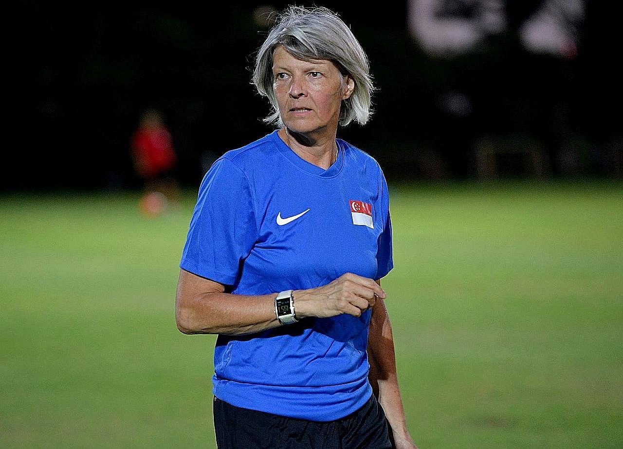 Pakar teknikal AFC kagum dengan semangat pemain setempat