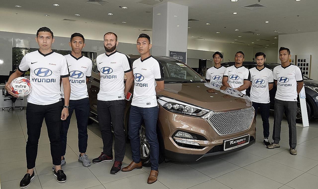 Hyundai diumum penaja bersama Liga-S
