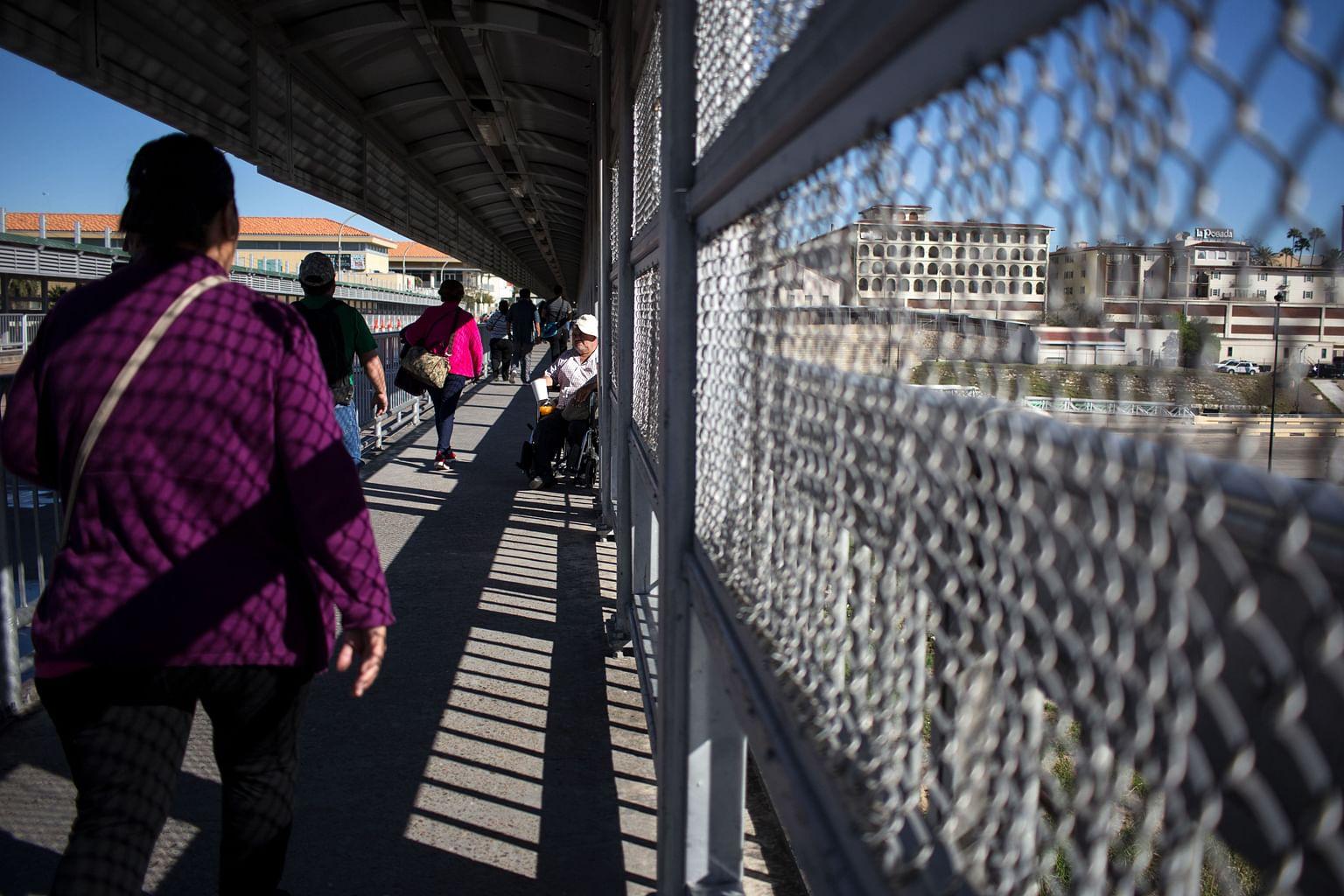 Mexico tolak langkah AS 'kirim' pendatang ke negaranya