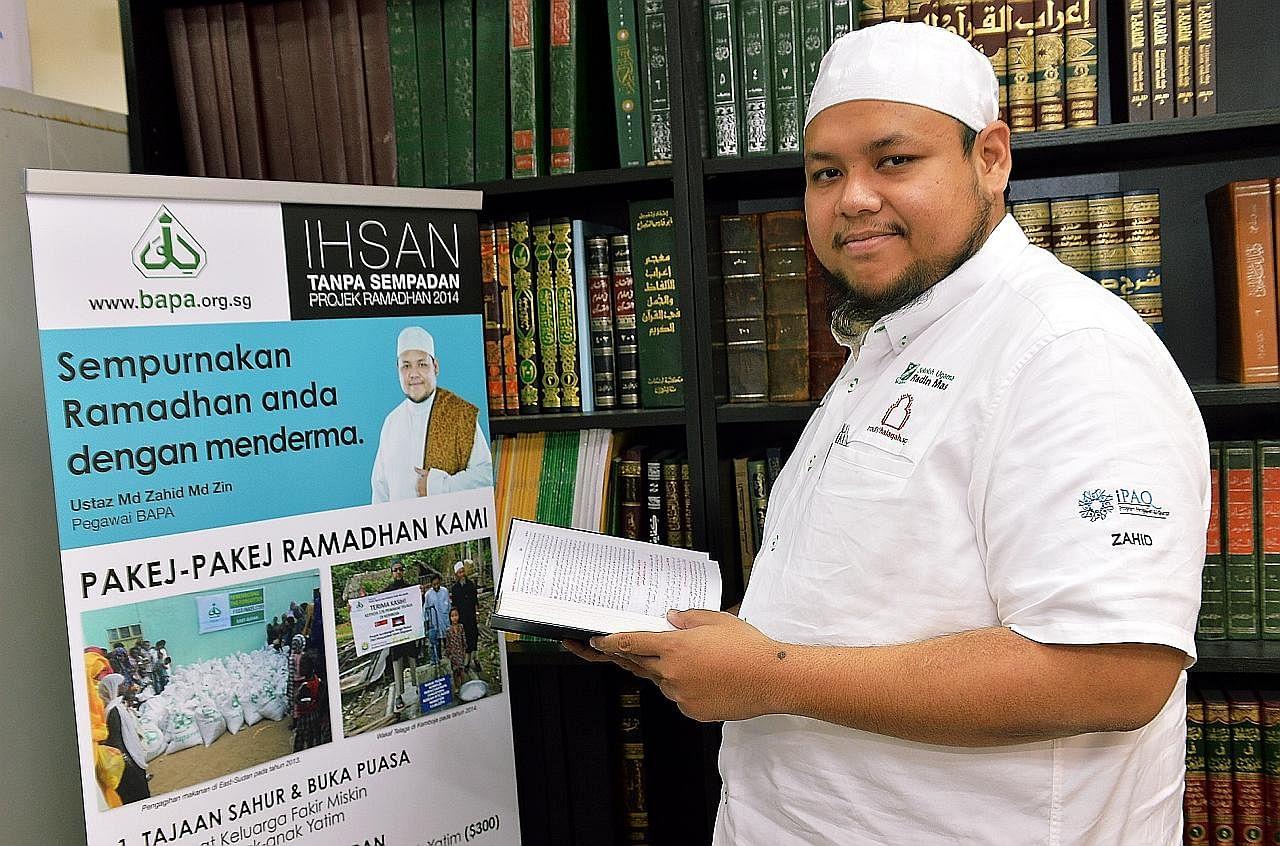 Yakin pada Tuhan, diri formula jadi Muslim berjaya