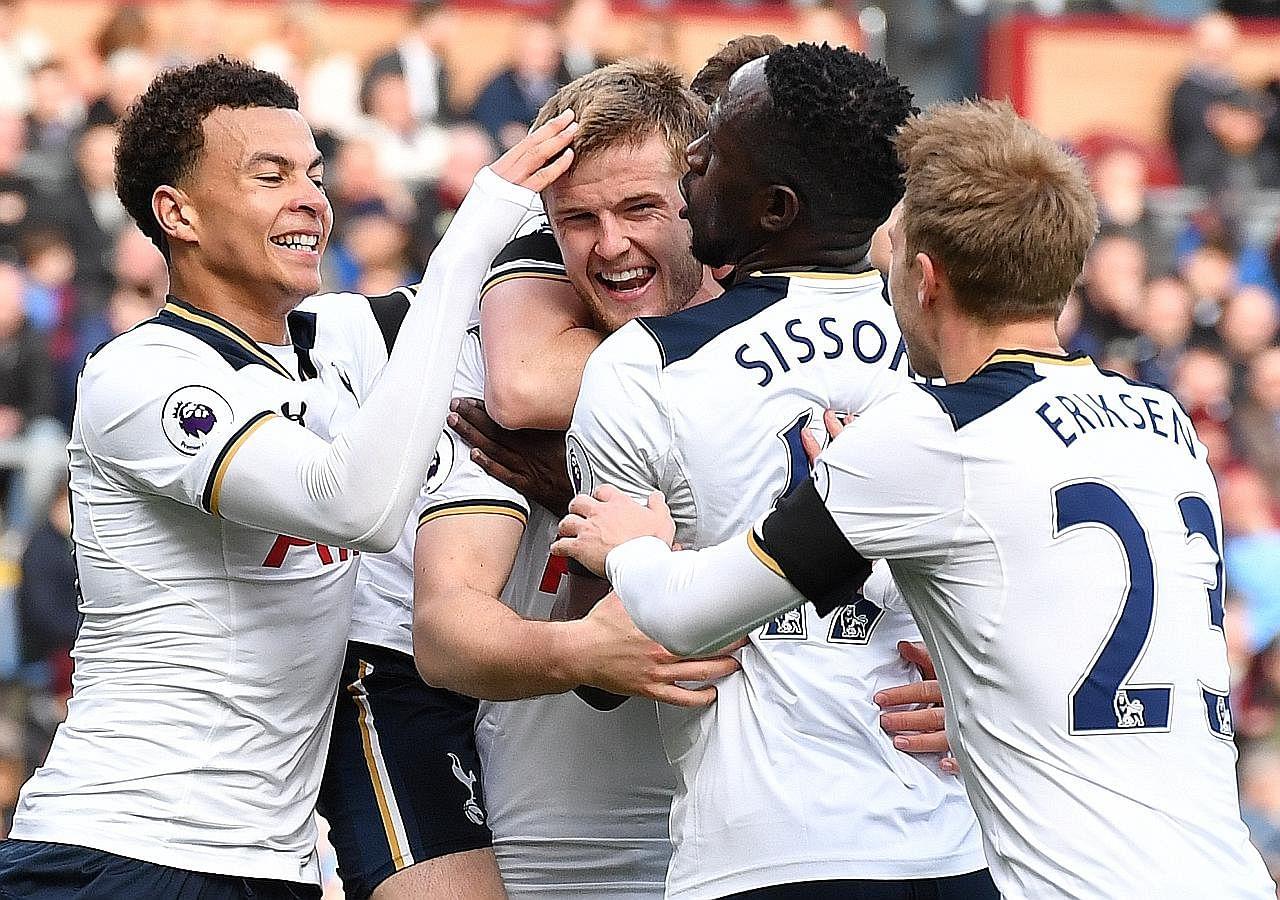 Spurs ikrar terus manfaatkan 'kesilapan' Chelsea LIGA PERDANA ENGLAND