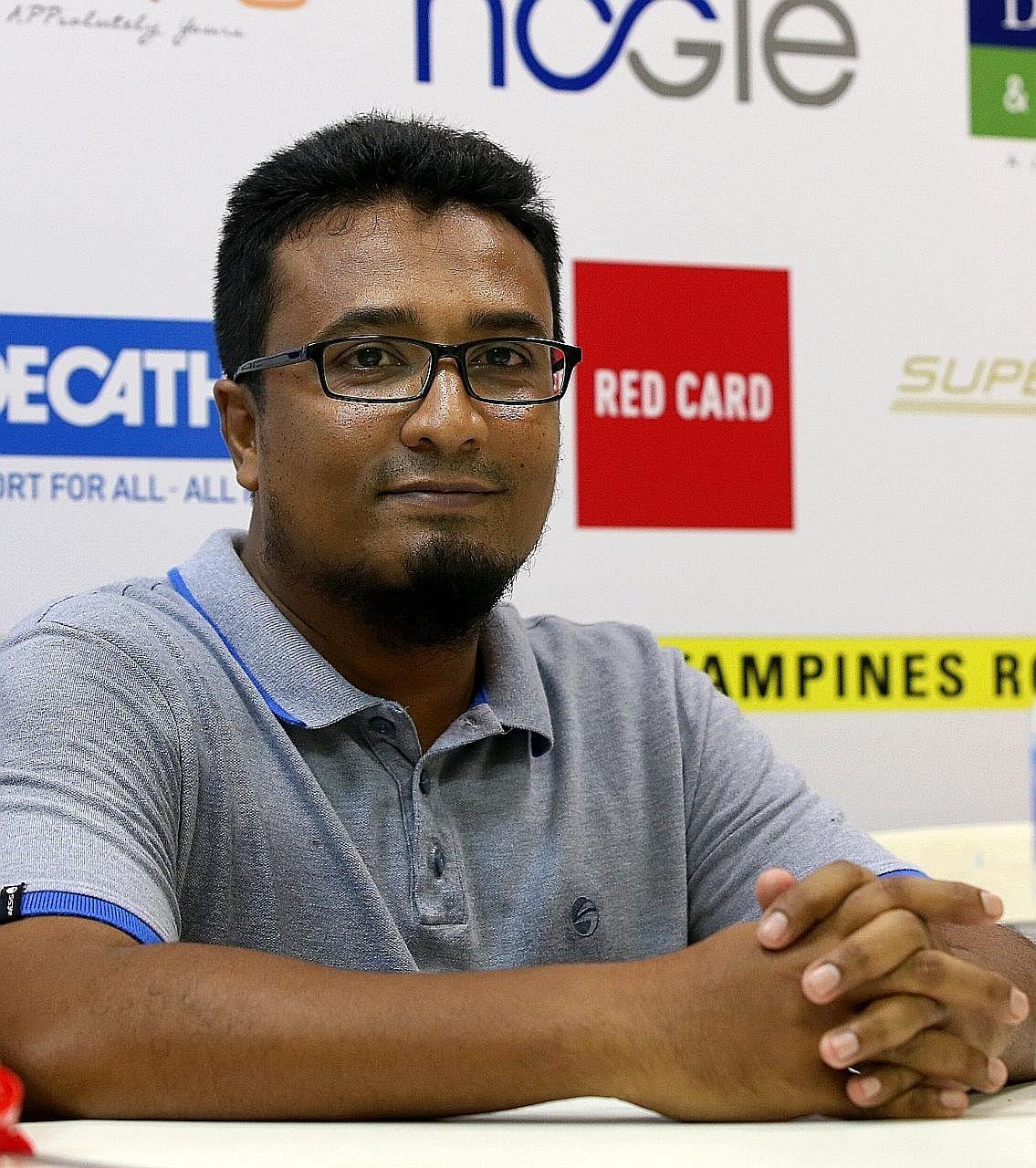 Akbar jadi konsultan teknikal Global FC di Filipina
