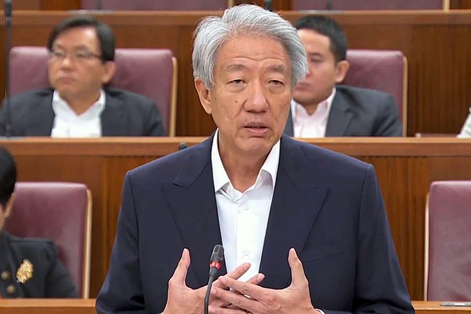 DPM Teo: Penubuhan Jawatankuasa Menteri bukan salah guna kuasa