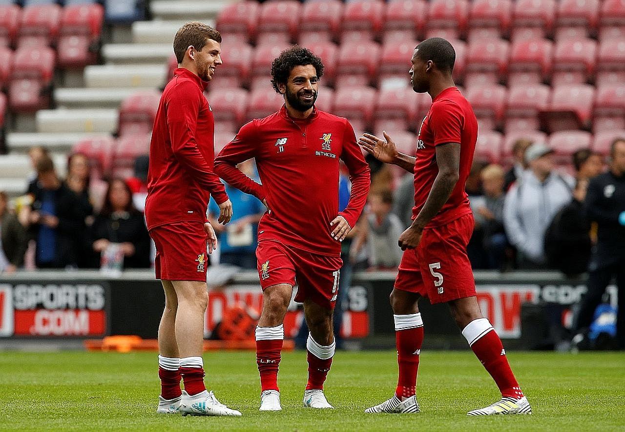 BOLA SEPAK ENGLAND Liverpool tak perlukan pemain baru: Barnes