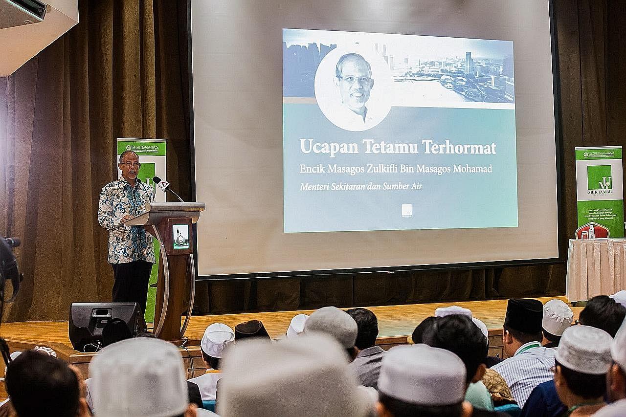 Asatizah main peranan penting tangani cabaran Melayu/Islam