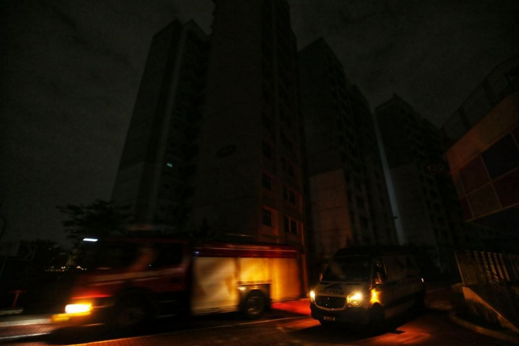 Components within power-generating units to blame for power outage: Chan Chun Sing