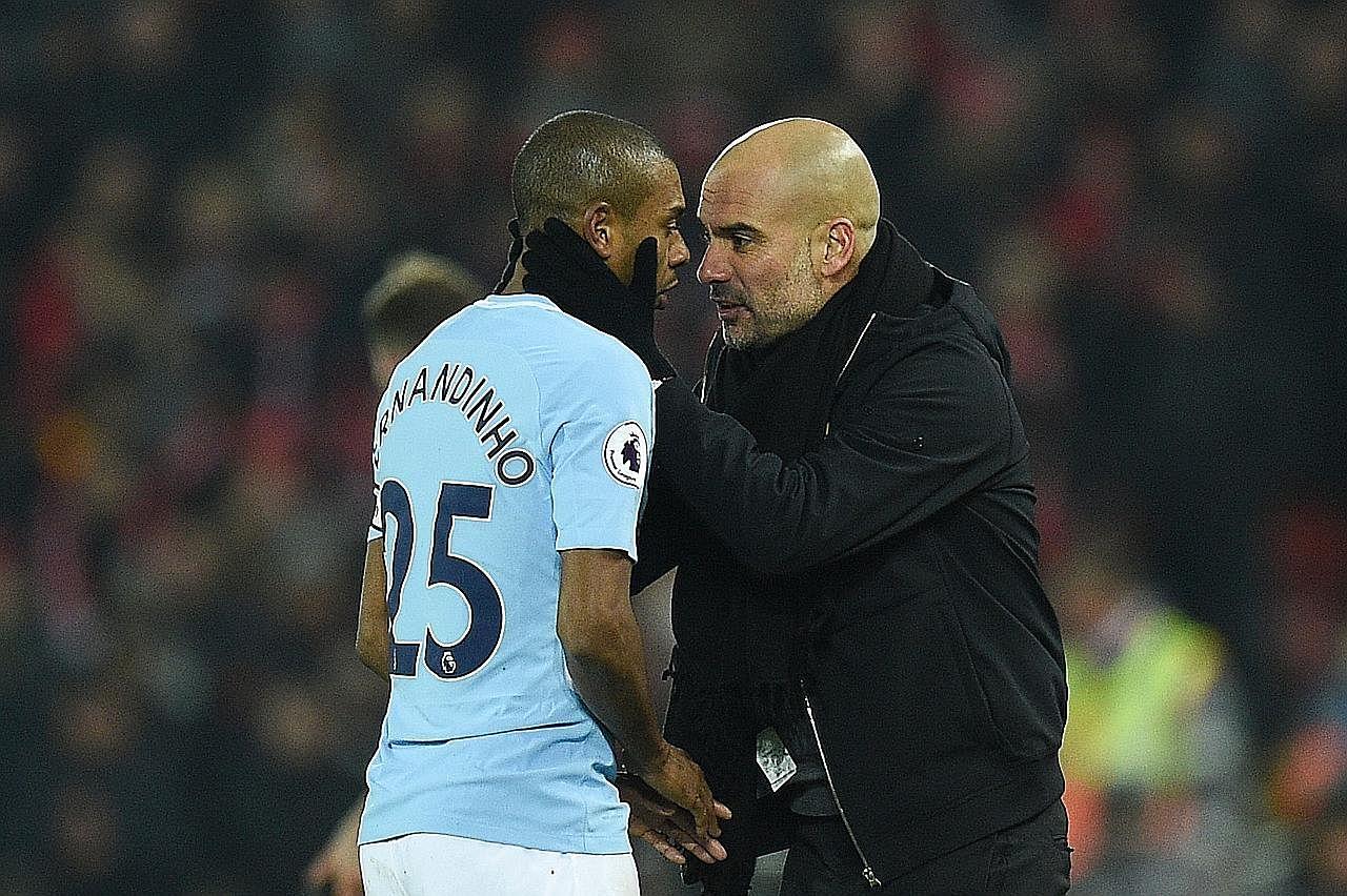 Guardiola: Perebutan kejuaraan belum berakhir