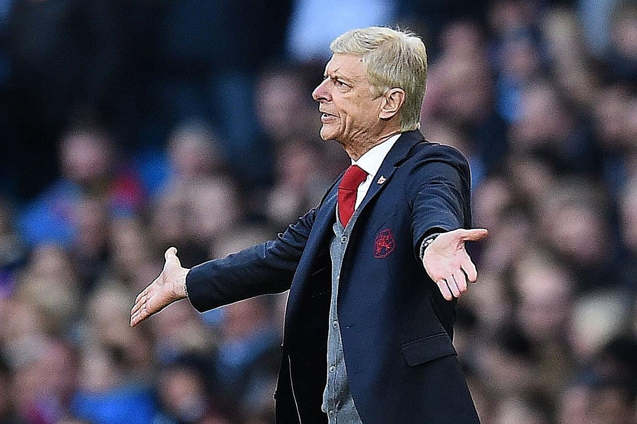 Wenger: Arsenal tidak patah semangat