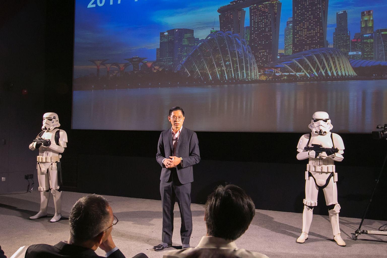EDB: Singapura rancang tarik pelaburan $8-10 bilion tahun ini
