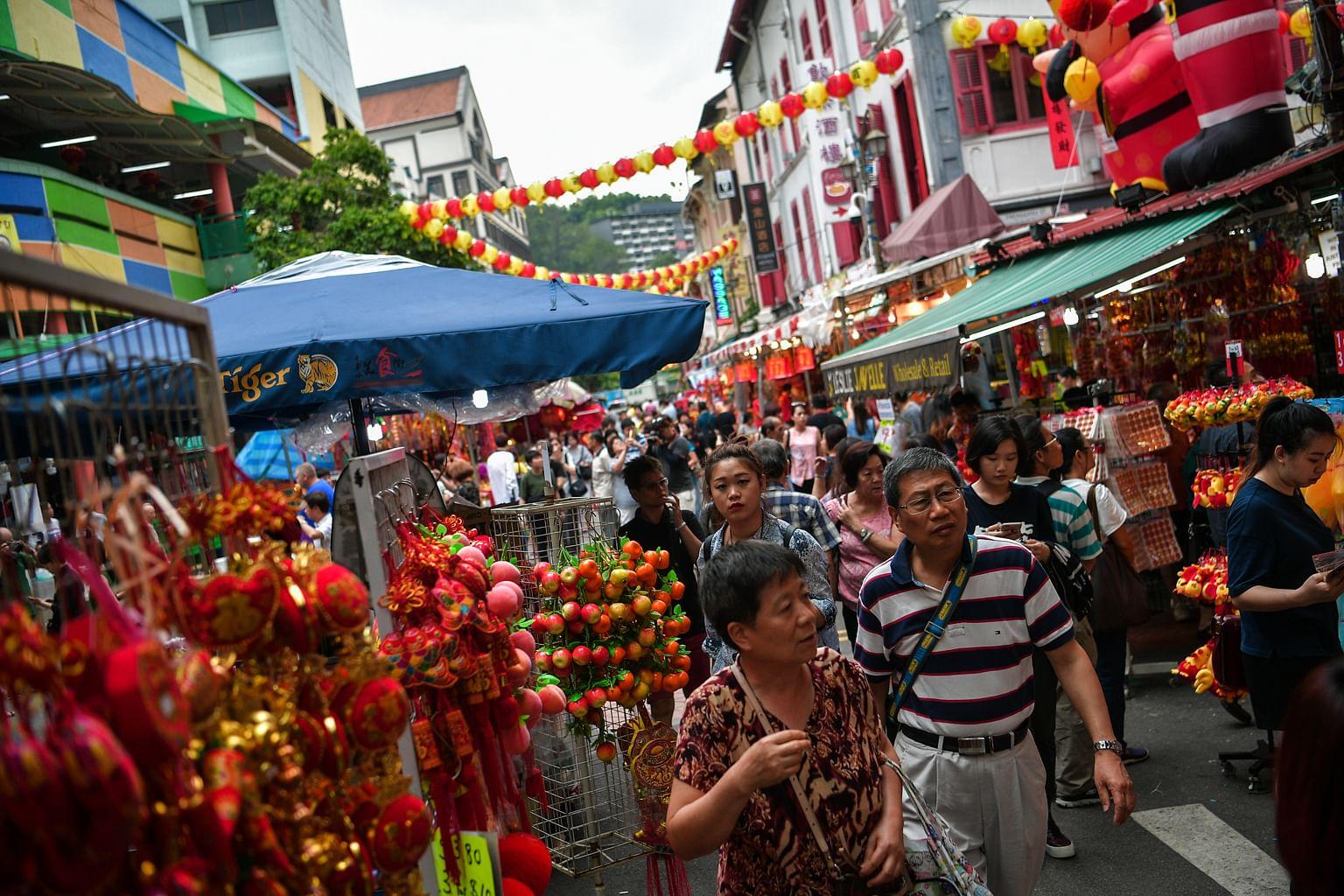 Jumlah pelancong, perbelanjaan capai rekod tertinggi di Singapura