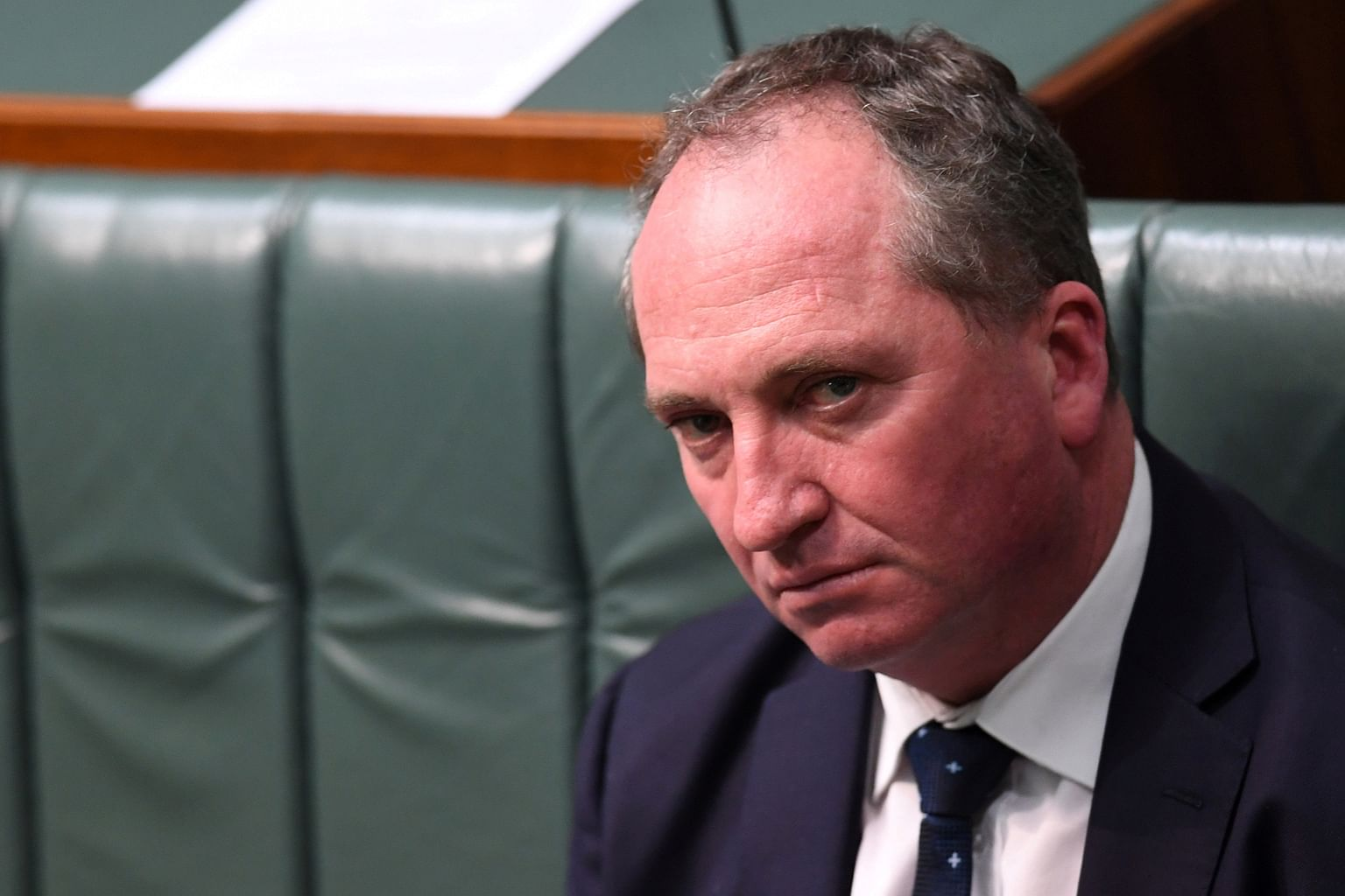 Hubungan sulit Timbalan PM Australia jadi isu
