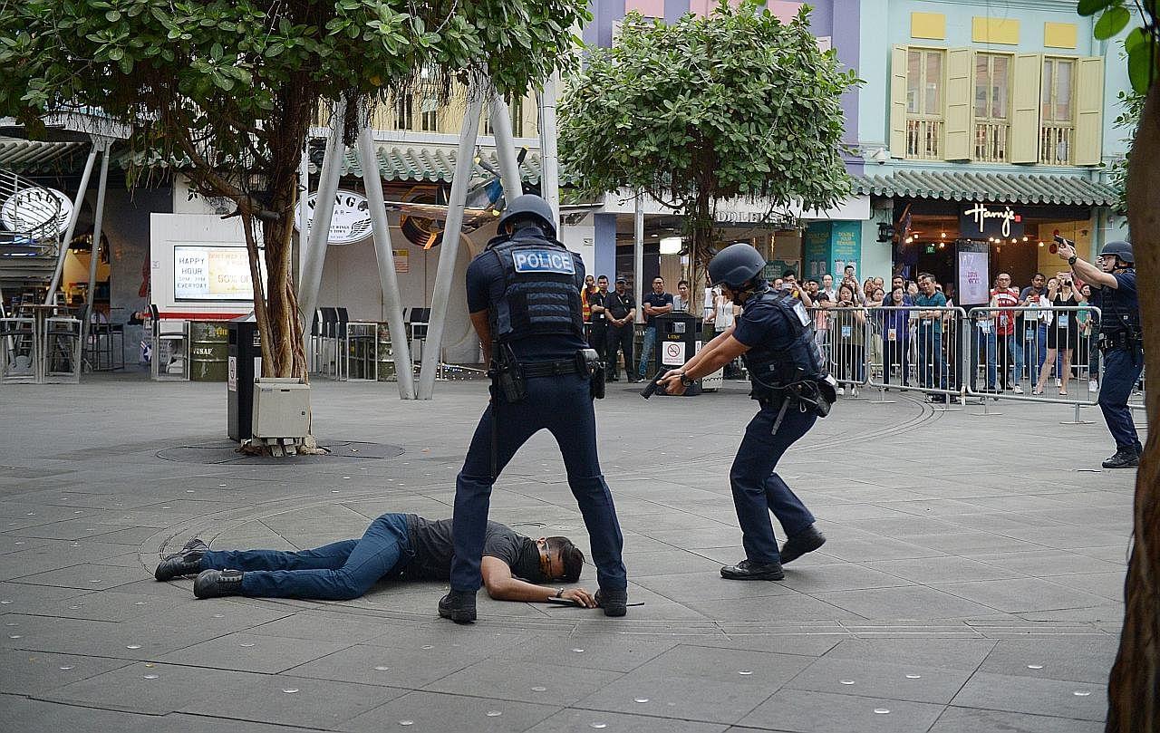 Perluasan kuasa polis disaran untuk tangani serangan pengganas
