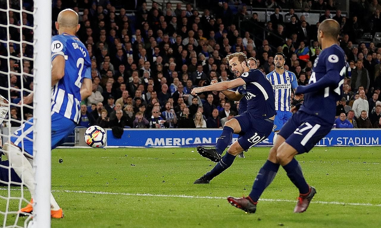 Kane kekal cemerlang tapi keputusan seri beri Chelsea harapan