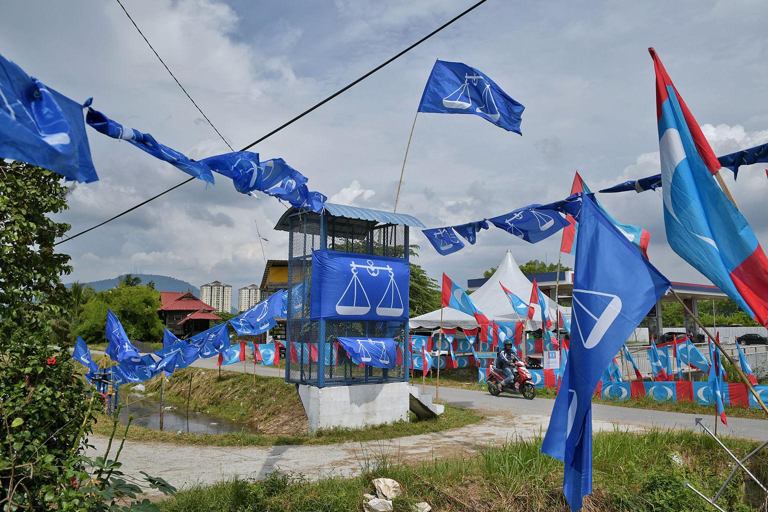 Pakatan Harapan hadapi laluan lebih sukar kekal kuasa di P. Pinang