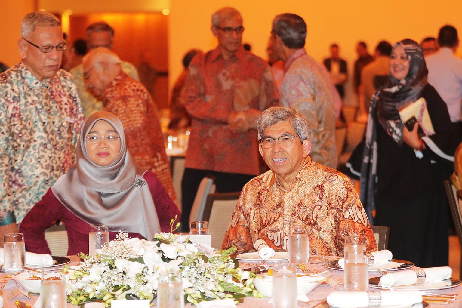 Mendaki, badan Melayu/Islam lahir penghargaan kepada Yaacob