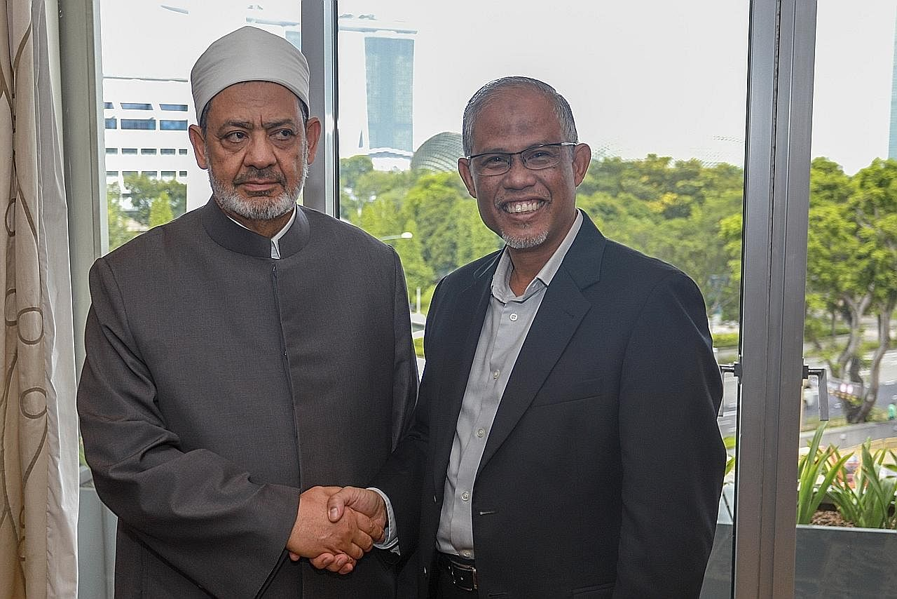 Ruang luas bagi Muslim makmur, bahagia di SG