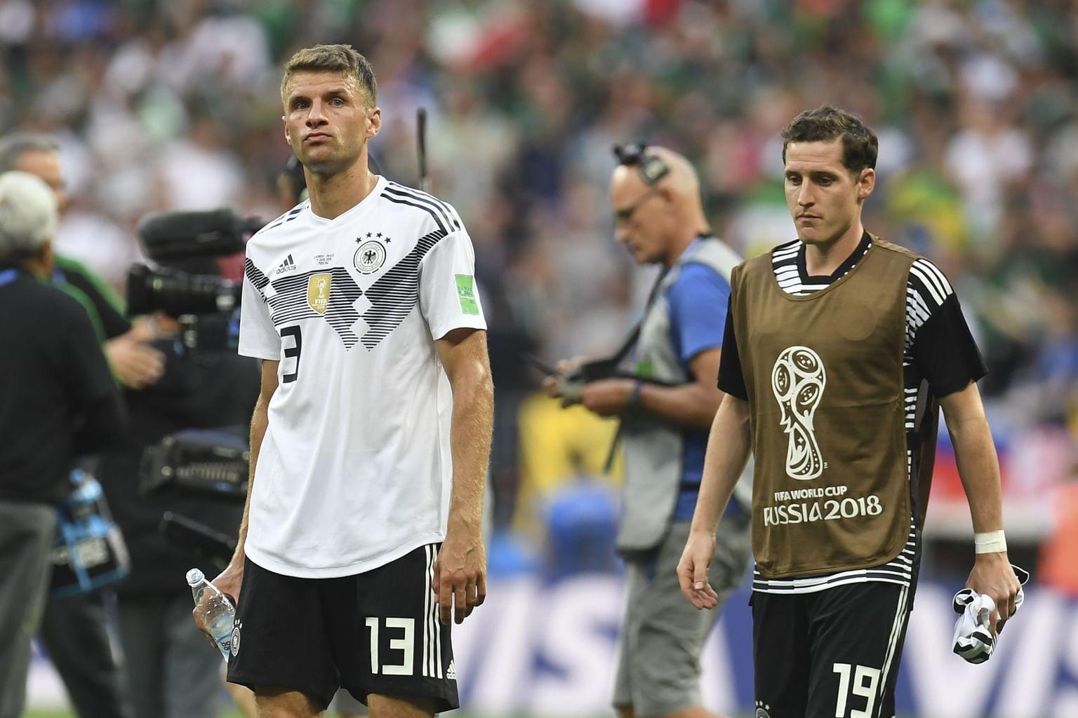 Sama ada Jerman, Brazil, Argentina atau Sepanyol mungkin pulang lebih awal... PIALA DUNIA 2018
