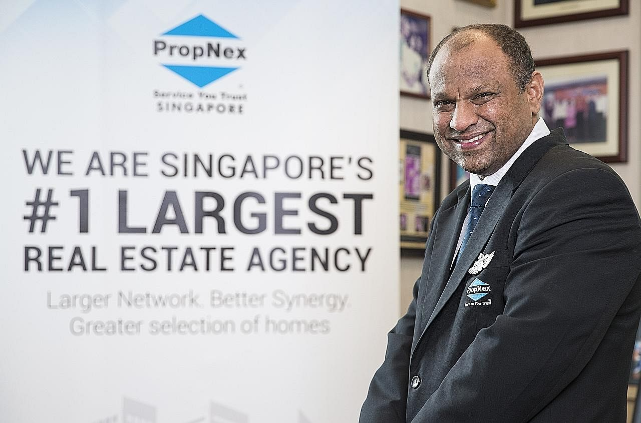 PropNex tawar saham IPO pada harga 65 sen