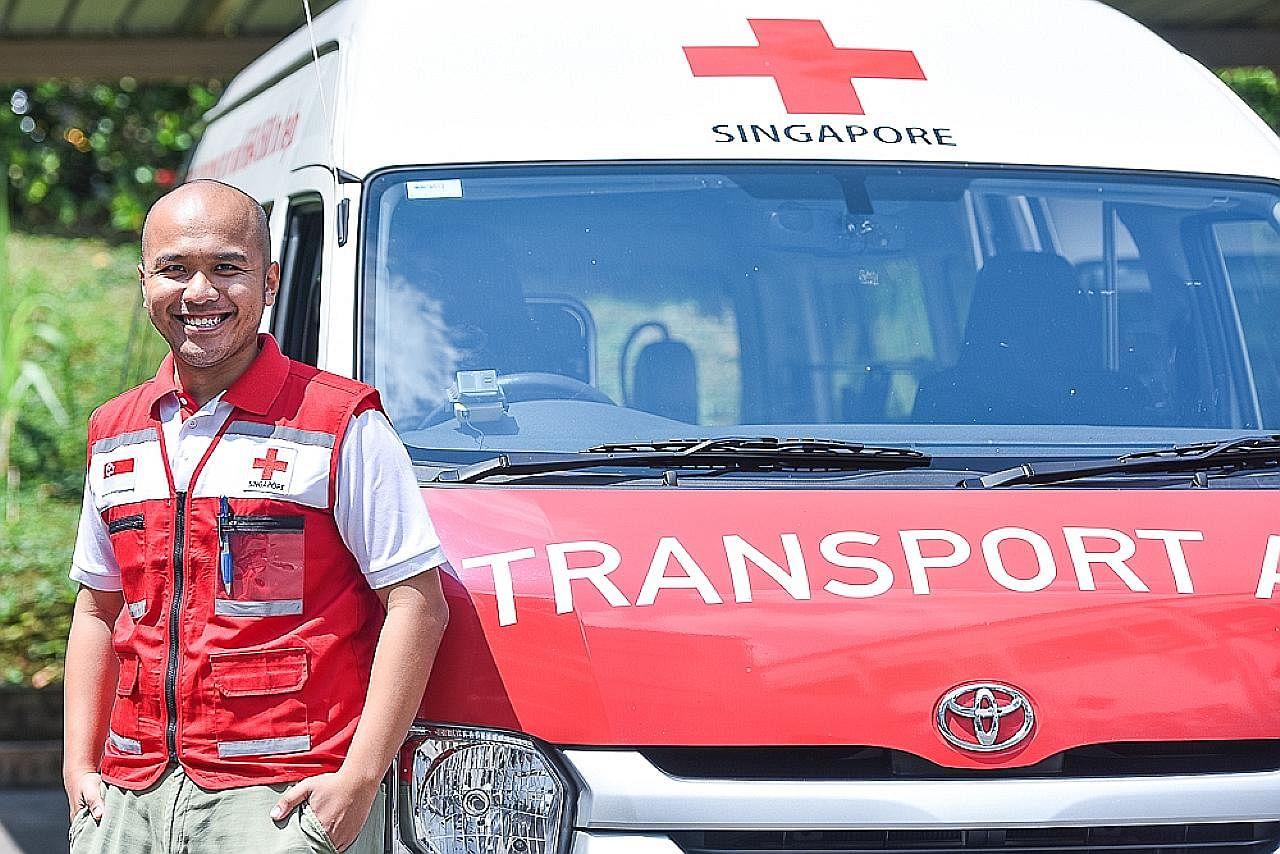 Sibuk hantar pesakit dari S'pura ke Pulau Pinang hingga terlupa berbuka