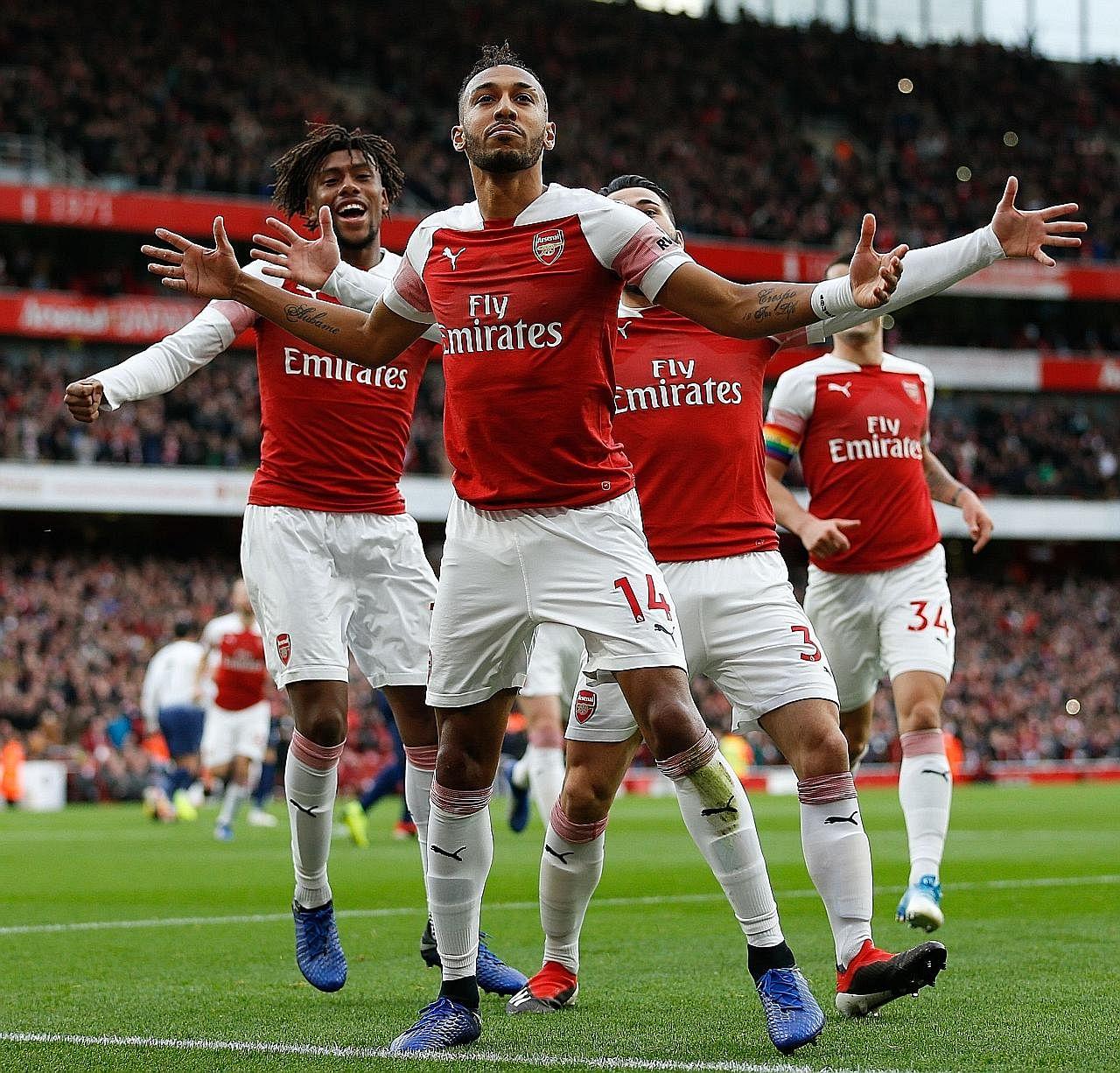 Man U perlu 'keajaiban' bila temu Arsenal