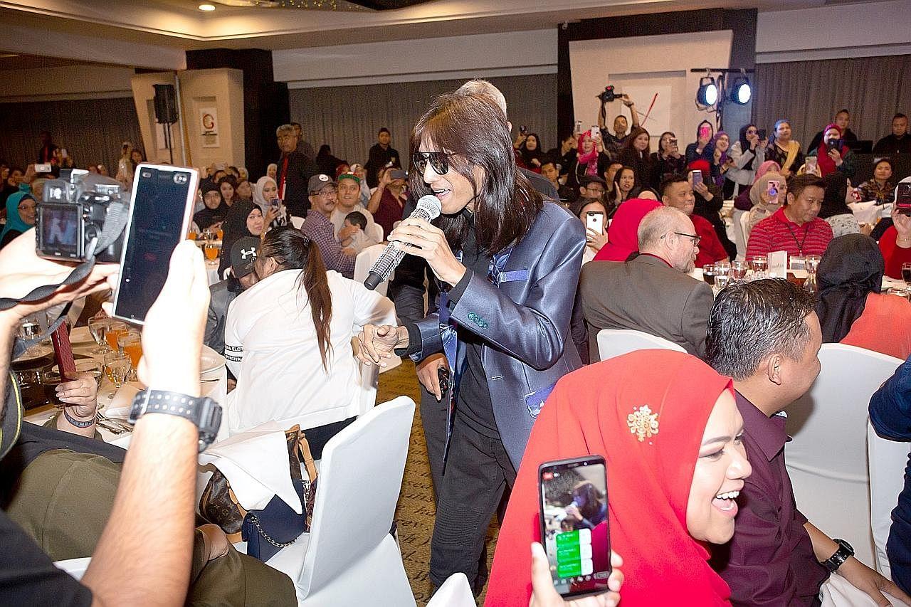 Perjuangan Zamani, Shafie Rio bawa iktibar buat peminat