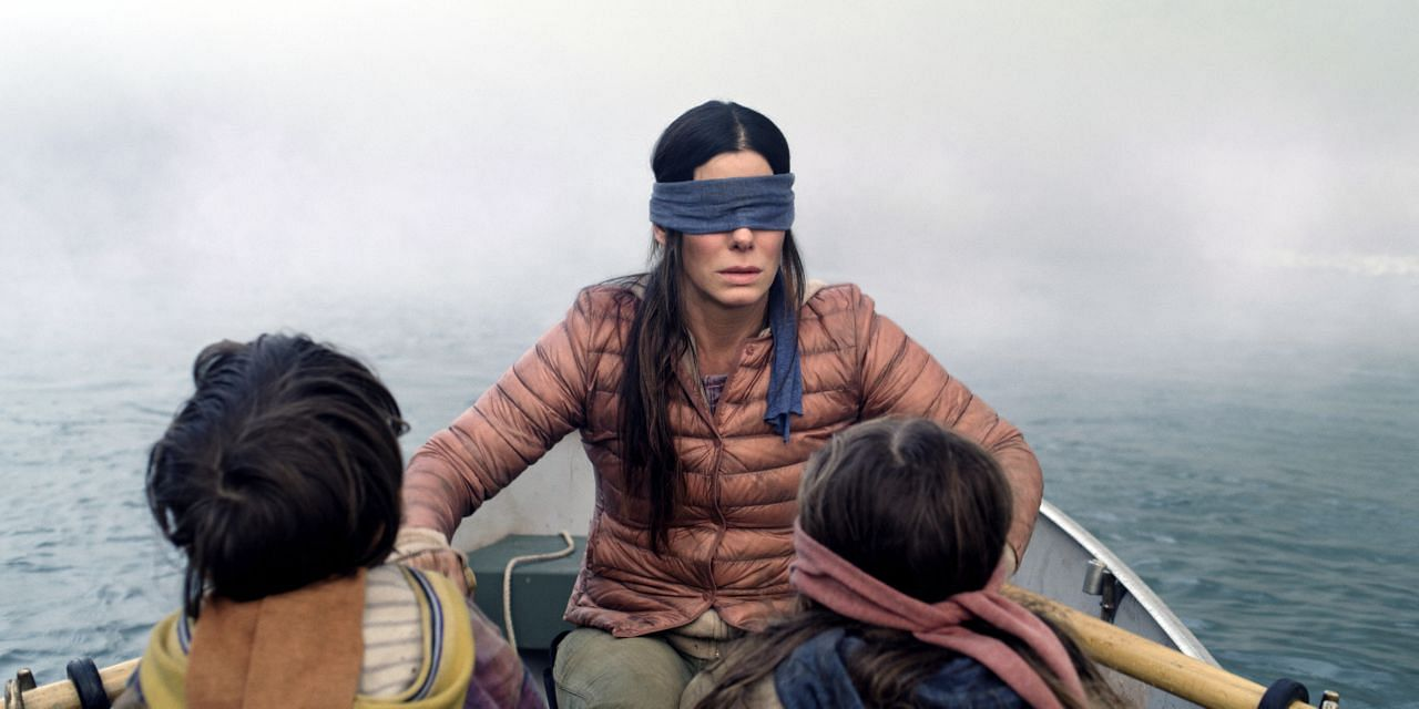 Bird Box Challenge, Bird Box fans take to dangerous fad blindly