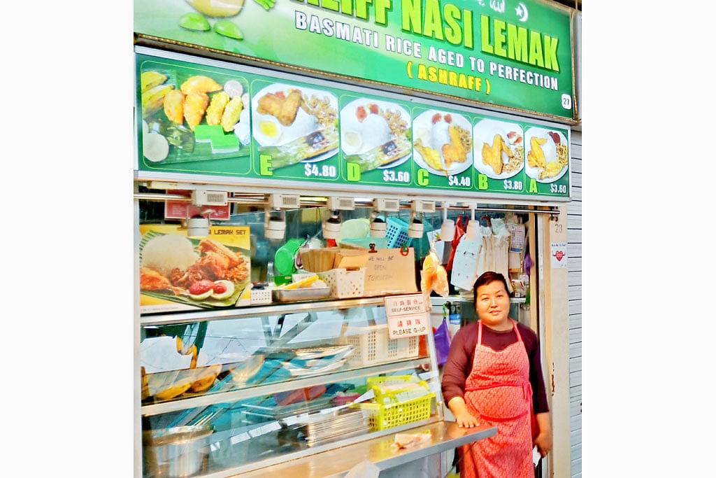 Tawar hidangan tradisional Melayu ikut selera dan bajet pelanggan