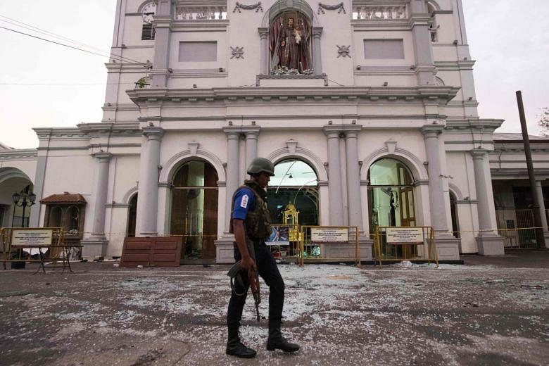 15 people, including 6 children, killed in raid on Islamist hideout in Sri Lanka
