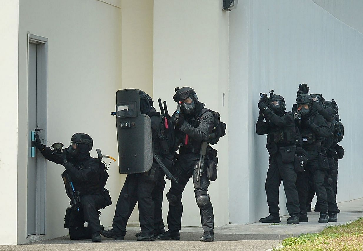 SAF to set up new command centre by end-2019 to plan, monitor and coordinate counter-terror operations