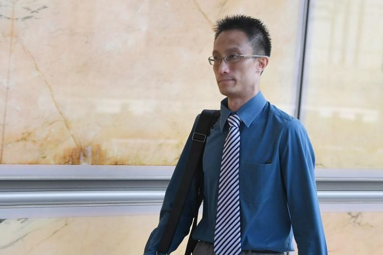 Ler Teck Siang tells court he was hired to provide massage services, not to inject illegal drugs