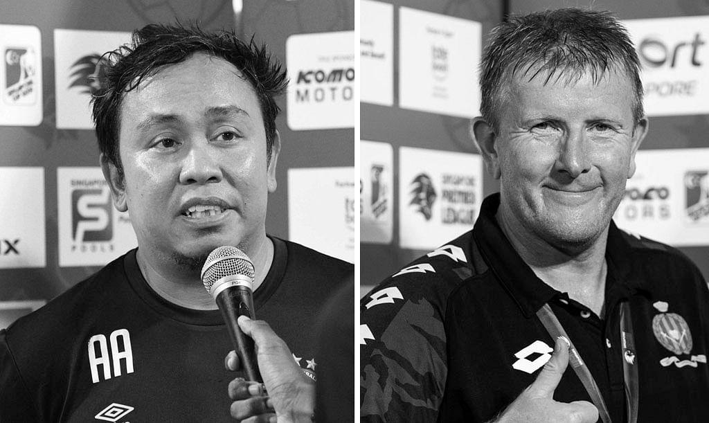 Brunei DPMM, Warriors buru langkah ke final