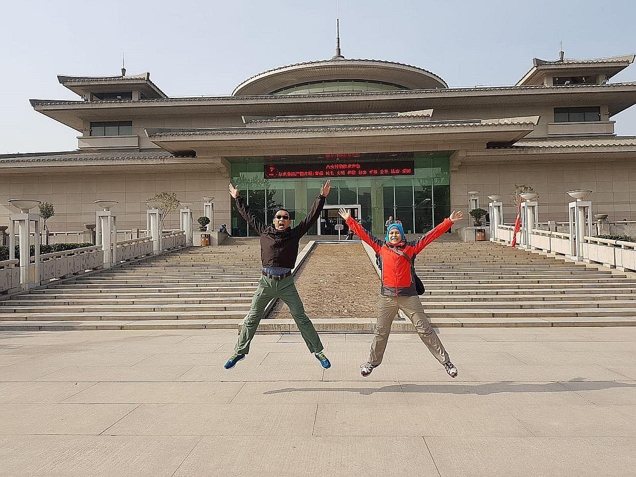 Xian, China penuh bersejarah
