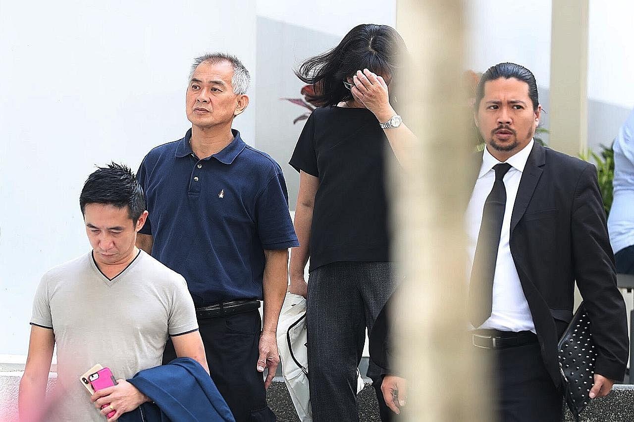 Bekas drebar teksi dihadap ke mahkamah ekoran nahas ragut nyawa siswa NUS