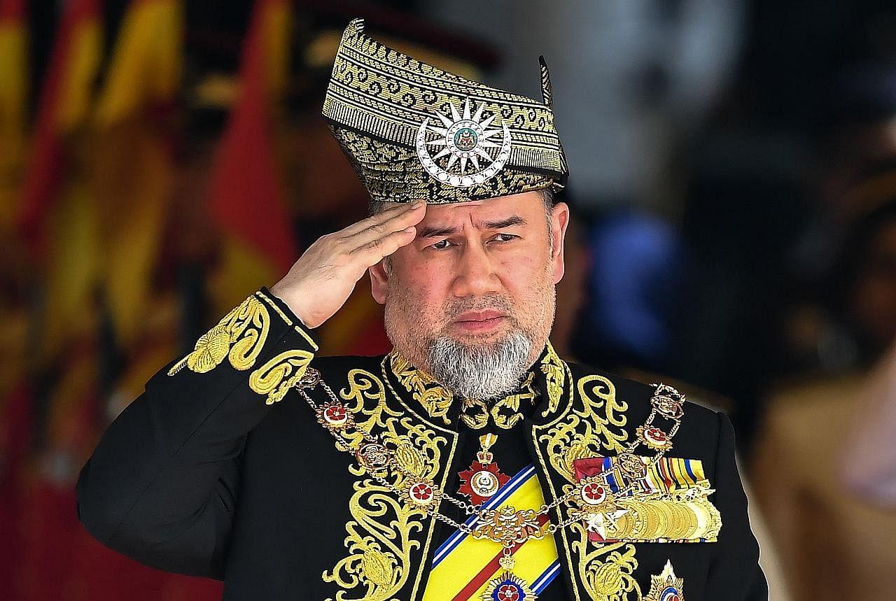 Sultan Muhammad letak jawatan Agong secara beradab Yang di-Pertuan Agong