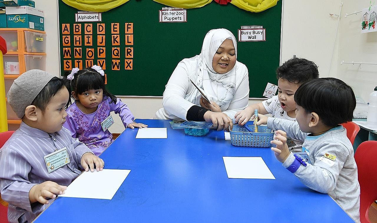 KERJAYA Cabaran mahu jadi pengetua pusat tadika jadi kenyataan
