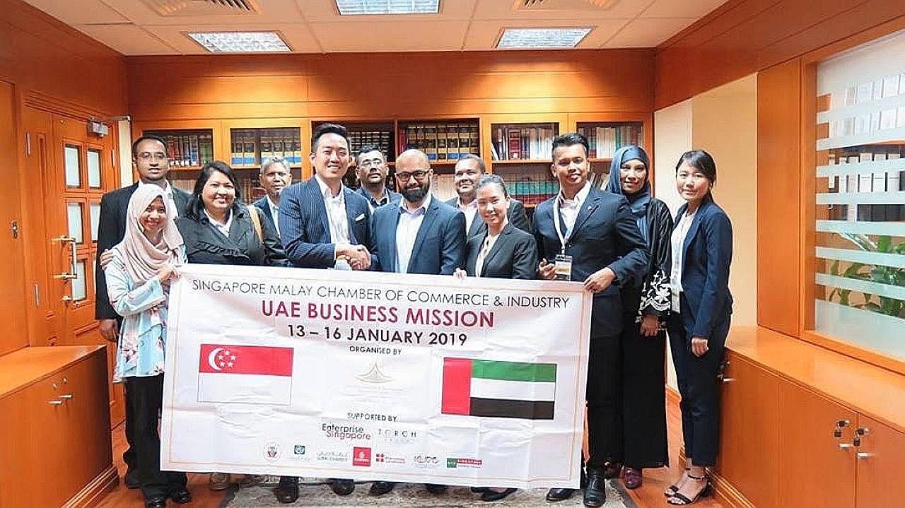 Misi dagang DPPMS ke Dubai 'buka mata' peluang niaga baru