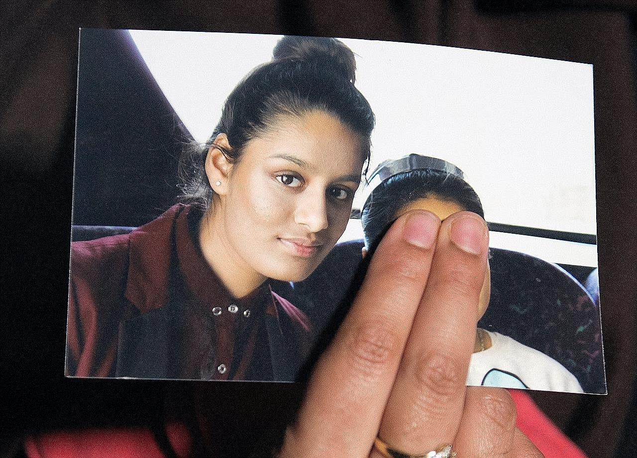Britain jangka lucut kerakyatan warga yang kahwin pejuang ISIS