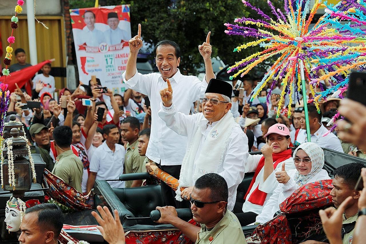 Pasaran alu-alu Jokowi