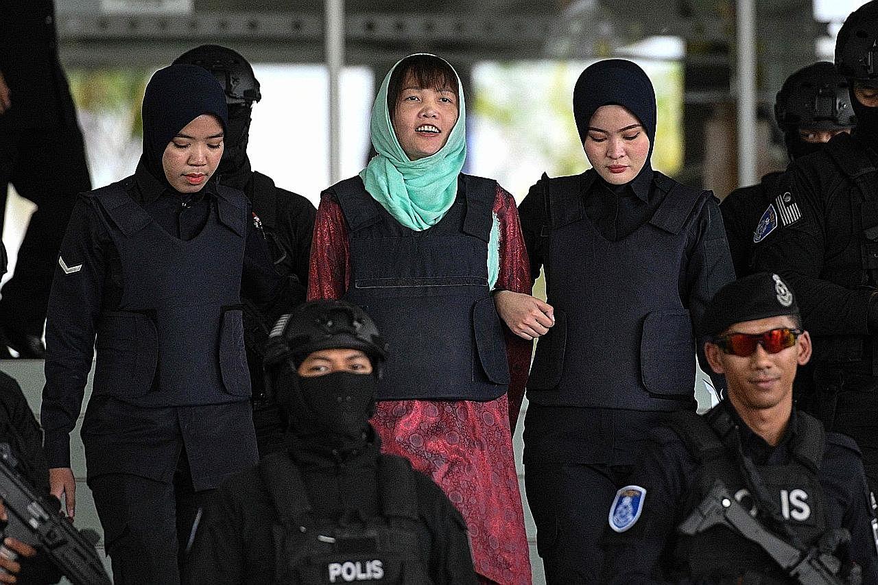 Wanita Vietnam bebas dari jel
