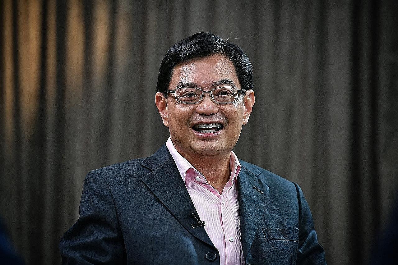 DPM Heng: Inisiatif Belt and Road China perkukuh kerjasama serantau