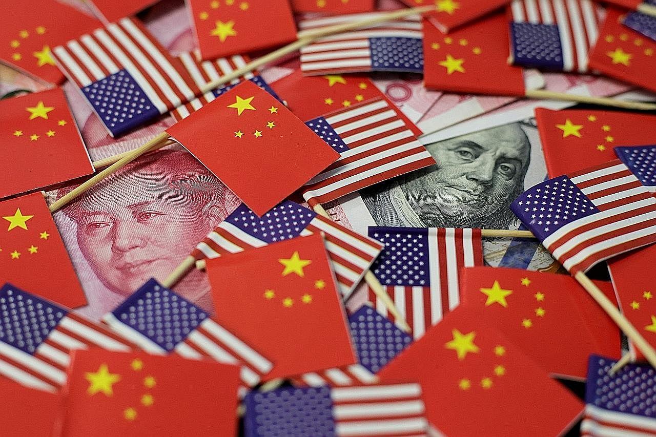 PERANG DAGANG AMERIKA SYARIKAT-CHINA China sedia kerjasama dengan Amerika akhiri ketegangan