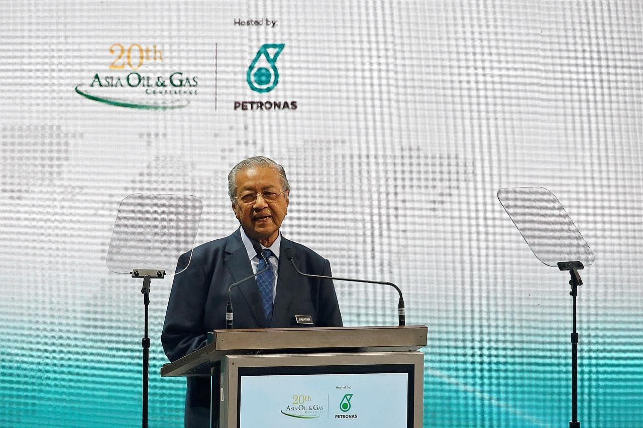 Mahathir akan letak jawatan dalam masa tiga tahun