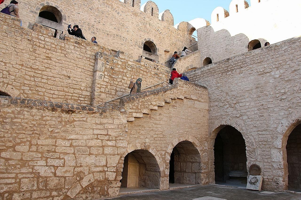 KEMBARA Tunisia, terkenang sejarah dan 'Star Wars'