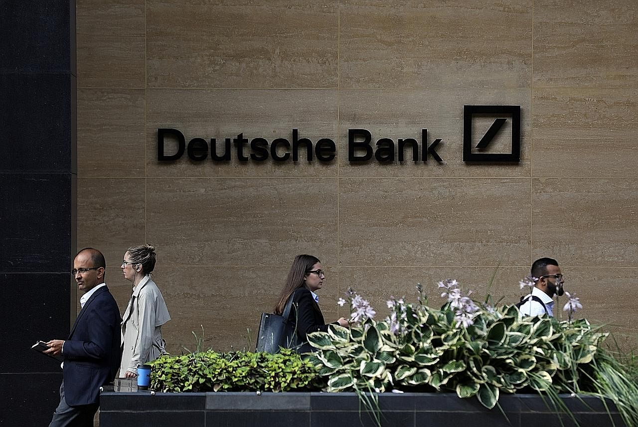 Kesan buang pekerja Deutsche Bank di Singapura tidak besar