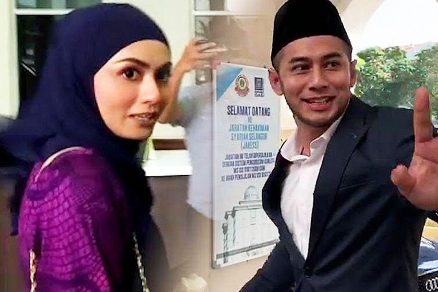 Mahligai selebriti Malaysia Fizo Omar, Mawar Karim hancur BAHANG MEDIA SOSIAL