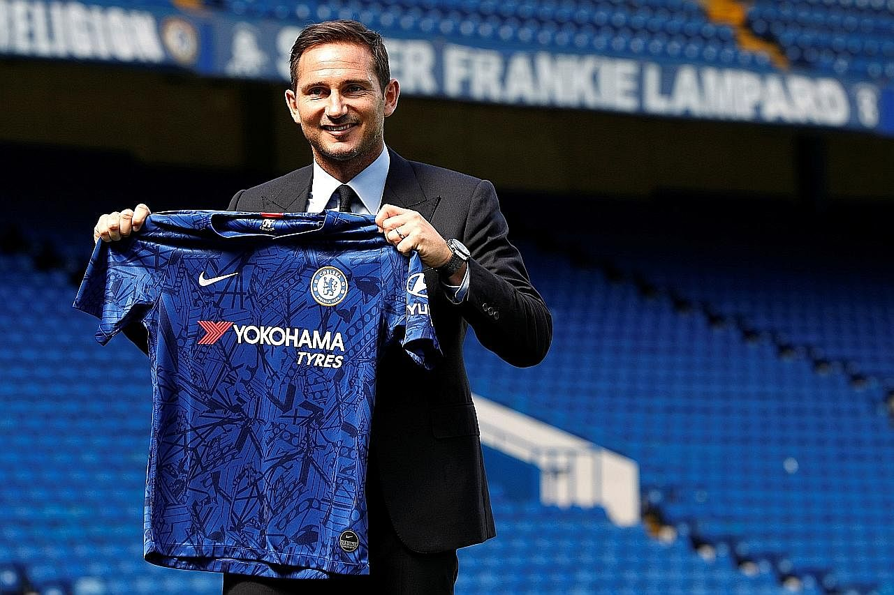 BOLA SEPAK ENGLAND PRAMUSIM Chelsea catat seri, Lampard belum mampu ukir senyum
