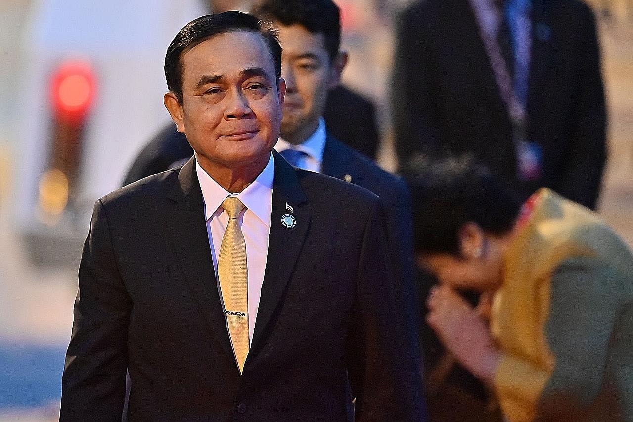 PM Thai letak jawatan sebagai ketua tentera