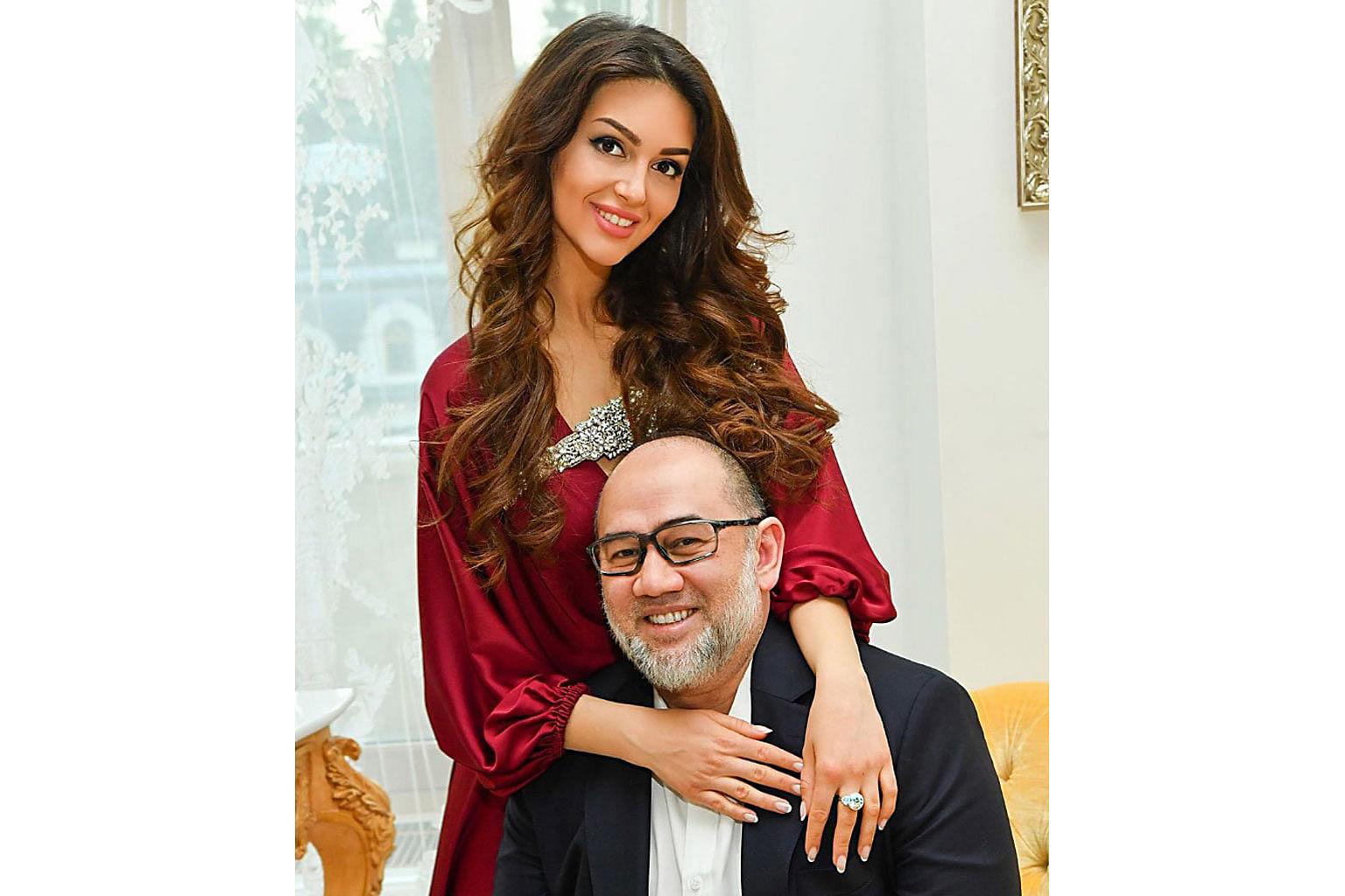 Sultan Kelantan bercerai dengan isteri Russia selepas setahun berkahwin