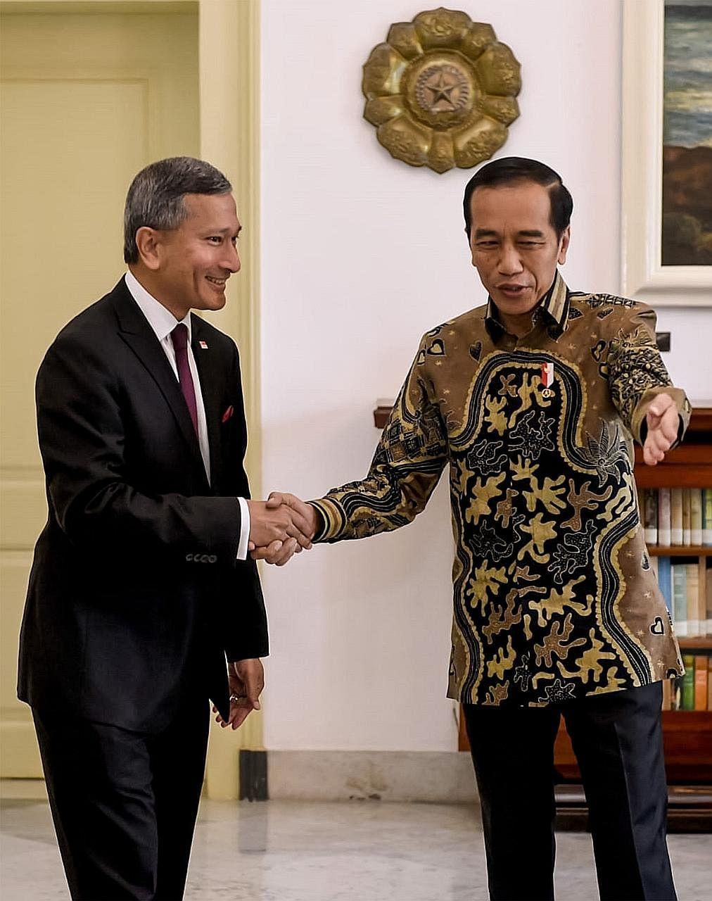 S'pura, Indonesia teroka kerjasama