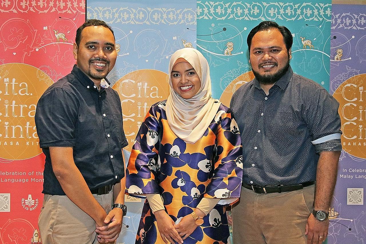 Duta bahasa kongsi harapan bagi lestarikan bahasa Melayu